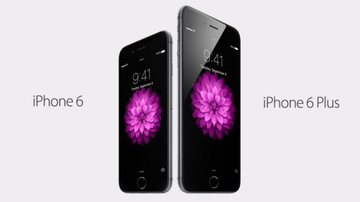 Apple dévoile l'iPhone 6 & l'iPhone 6 Plus