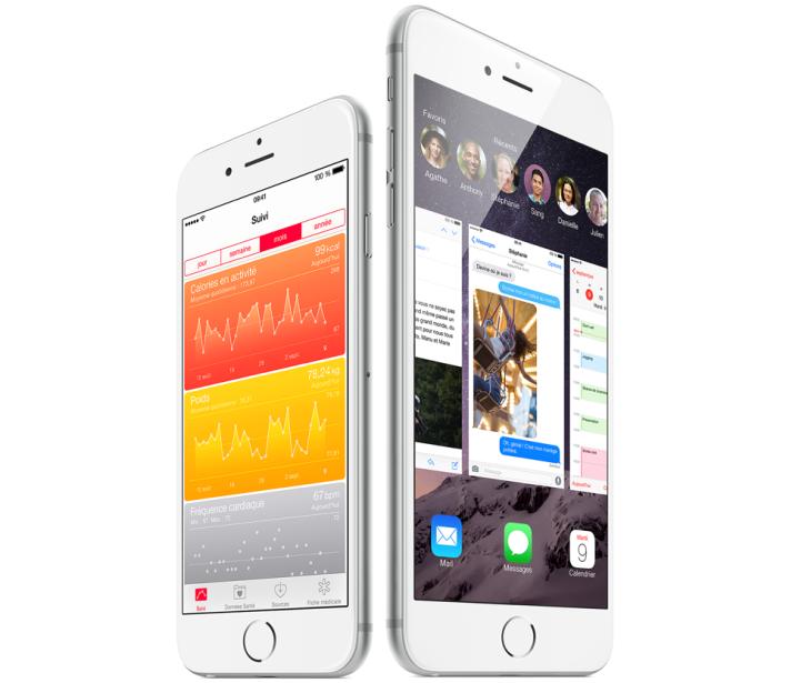Apple : un iPhone 6S Mini de 4 pouces en 2015 ?