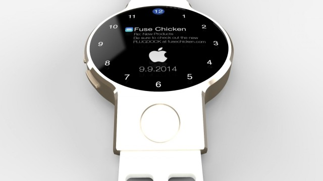 iWatch : un sublime concept par Fuse Chicken