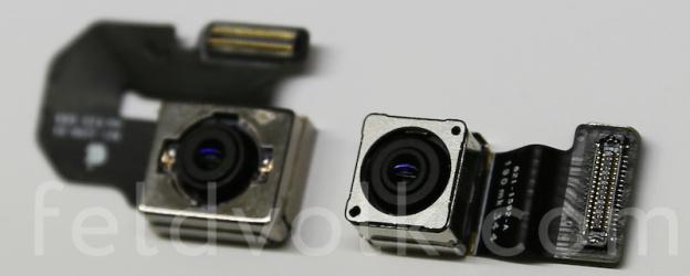 iPhone 6 : l'appareil photo du modèle 5,5 pouces dévoilé