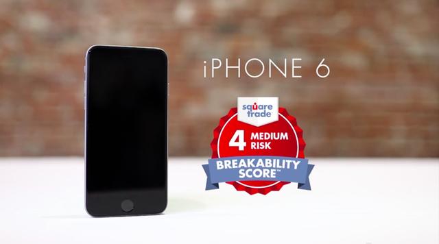 iPhone 6 & 6 Plus : le test de résistance ultime (rayures, eau, chutes)