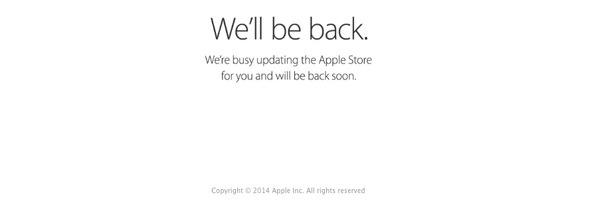 fermeture Apple Store