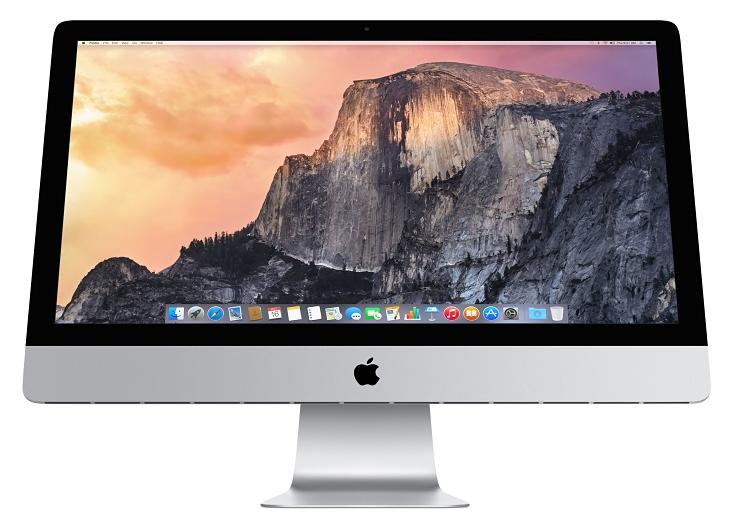 iMac : Apple ne délaisse pas le secteur du desktop