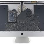 iMac Retina : la disposition des composants n'a pas changé