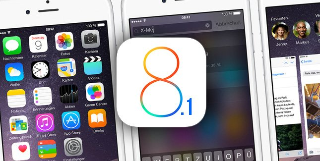 Jailbreak & downgrade : attention, Apple ne signe plus iOS 8.1