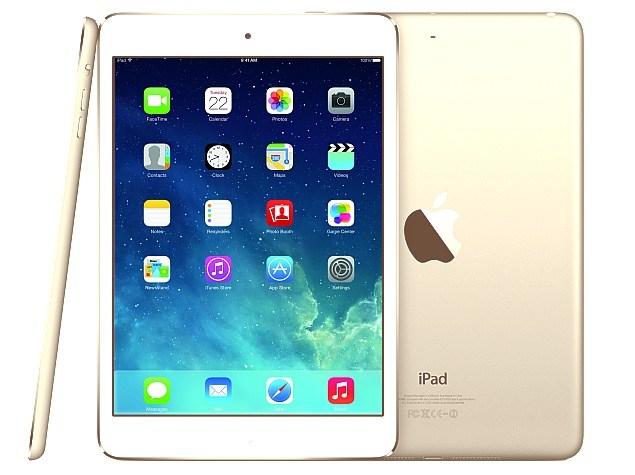 iPad Air 2 : une version de couleur or à sa sortie ?