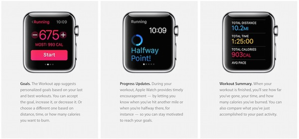 Apple Watch - Health & Fitness