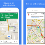 Google Maps : mise à jour en version 4.0