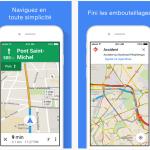 Google Maps : filtres de restaurants, météo et autres nouveautés