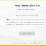Tutoriel : Jailbreak iOS 8 & Jailbreak iOS 8.1 avec PanGu (Windows)