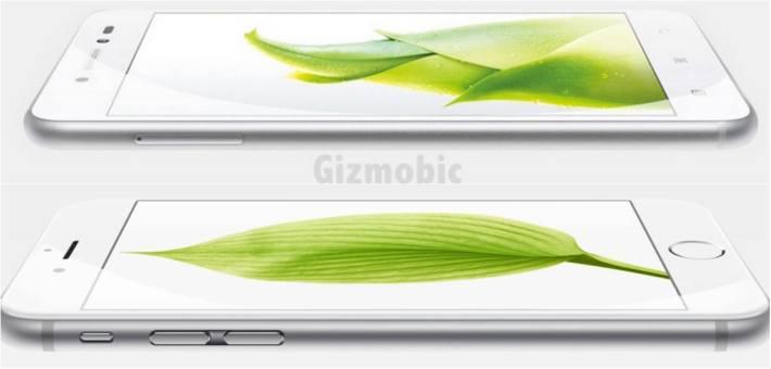 Sisley S90 : la copie de l'iPhone 6 par Lenovo