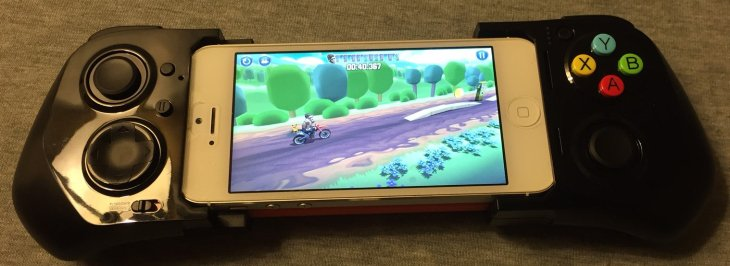 Test : Moga Ace Power, la manette iPhone ultime