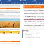Microsoft Office : mise à jour pour iPhone, gratuité sur iPad
