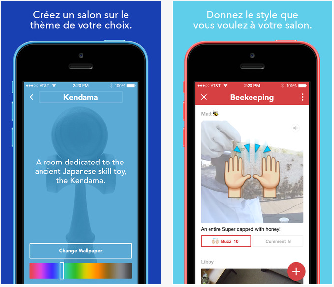 Rooms : l'application de chat anonyme de Facebook