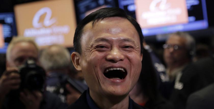 Vice président Alibaba