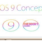 iPhone 6 : un concept vidéo sous iOS 9