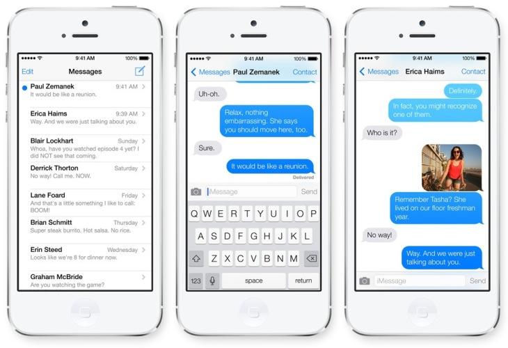 iMessage : comment dissocier son numéro de téléphone du service ?