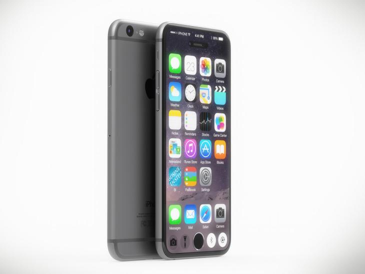 L'iPhone 7 doté d'un écran OLED fabriqué par Samsung ?
