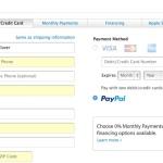 L'Apple Store en ligne accepte les paiements PayPal