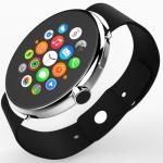 Concept : et si l'Apple Watch était ronde ?