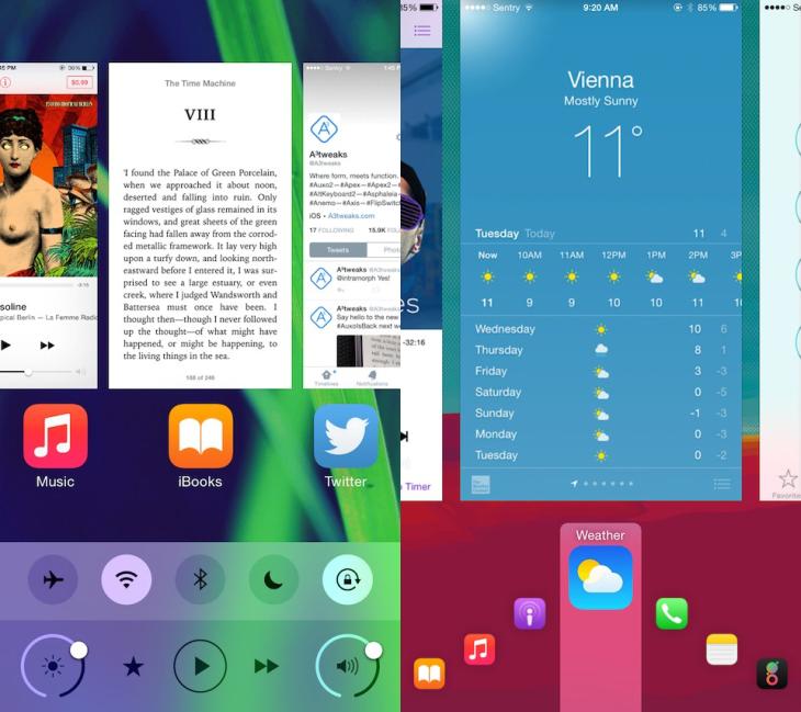 Jailbreak iOS 8 : Auxo 3 disponible sur Cydia