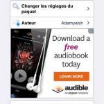 Cydia : afficher le pourcentage de la batterie sur iPod Touch 5G/4G (iOS 8)