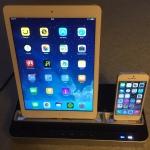 Test : Dock & enceinte iPhone, iPad, iPod Touch par iPhony