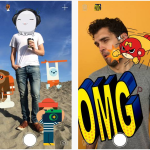 Facebook : Stickered permet de personnaliser vos photos