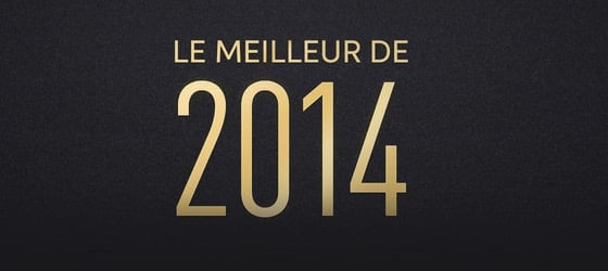 App Store : les meilleures applications de 2014 selon Apple