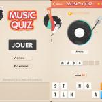 Music Quiz : la solution et toutes les réponses