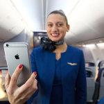 United Airlines : 23 000 iPhone 6 Plus pour les hôtesses & stewards