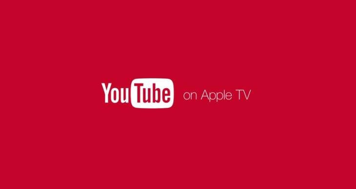 Apple TV : mise à jour de YouTube et 4 nouvelles chaînes