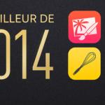 App Store : meilleurs jeux & applications en 2014