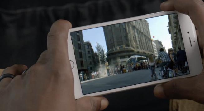 Orange diffuse une publicité pour l'iPhone 6