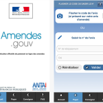 Amendes.gouv : payer ses PV sur iPhone & iPod Touch