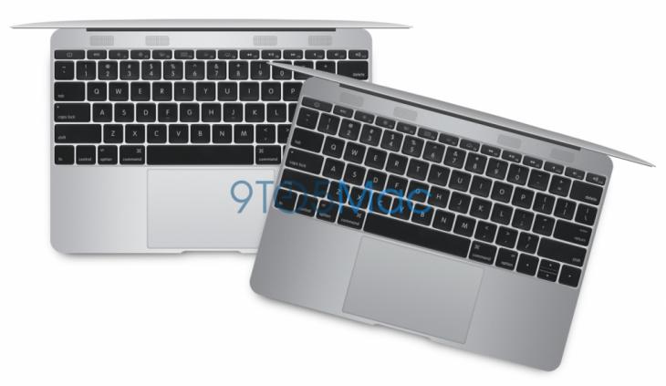 MacBook Air 12 pouces : nouvelles informations et maquettes