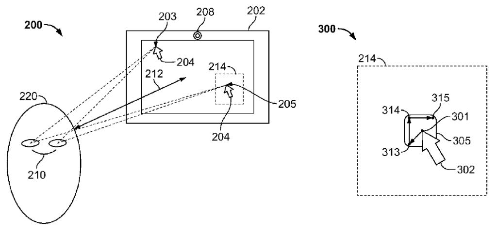 Apple-brevet-eye-tracking-mac