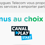 Bouygues Telecom : 4 bonus (Spotify, CanalPlay, Gameloft, TV) offerts avec les forfaits Sensation