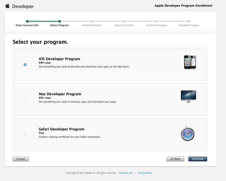 Apple augmente les prix des comptes développeurs (iOS & Mac)