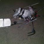 Insolite : un drone s'écrase avec 2,7 kilos de drogue au Mexique