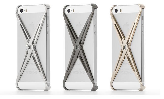 Lucidream eXo-Skeleton : une coque iPhone 6 de luxe unique