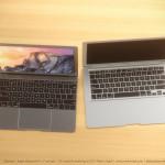 MacBook Air 12 pouces : de nouveaux rendus 3D
