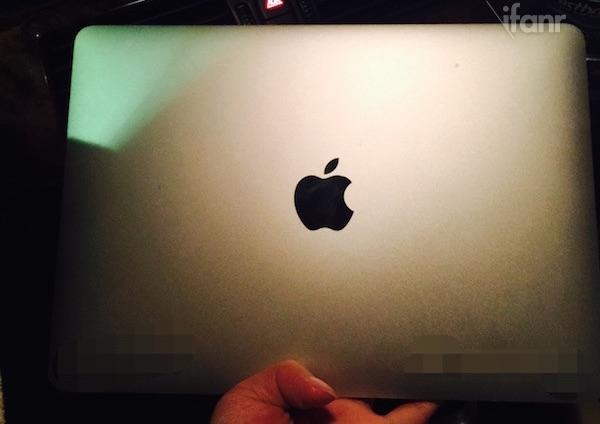 MacBook Air 12 pouces : premières véritables photos ?