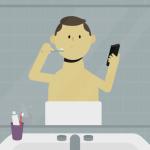 Mr Selfie : un court métrage sur l'addiction aux smartphones