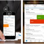 Microsoft Outlook disponible sur iPhone & iPad