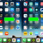 Cydia : Predix, savoir quand sa batterie iPhone sera à 100% et à 0% (iOS 8)