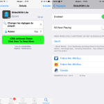 Cydia : Slide2Kill8, fermer toutes les applications iPhone / iPad (iOS 8)