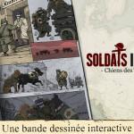 Soldat inconnus : l'épisode 1 gratuit un mois sur iPhone & iPad
