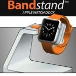 CES 2015 : Standzout Bandstand, un dock pour recharger l'Apple Watch