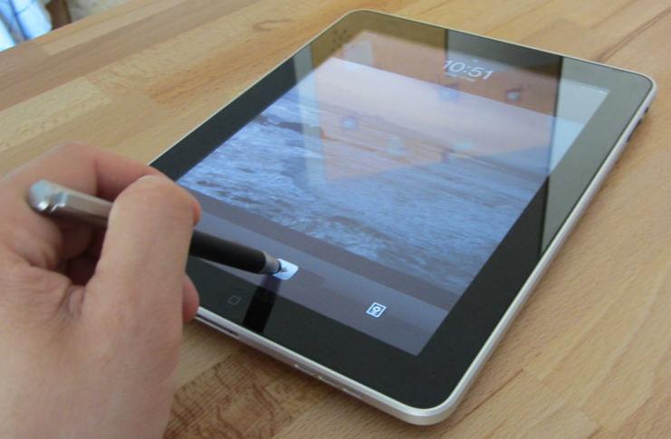 Stylet-iPad
